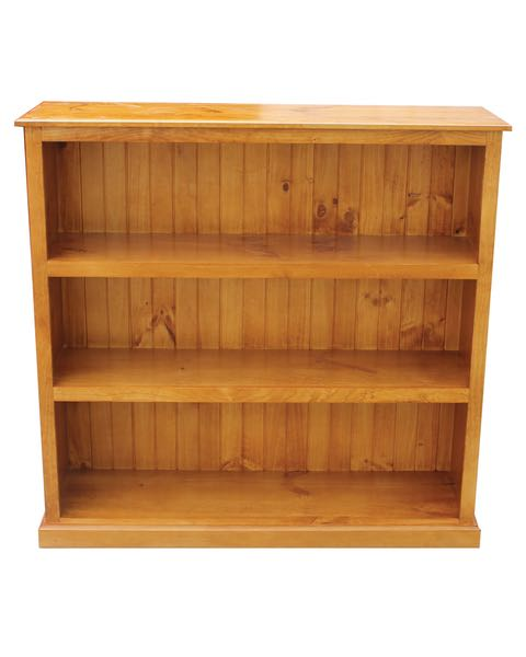 4×4 Deluxe Bookcase Stained