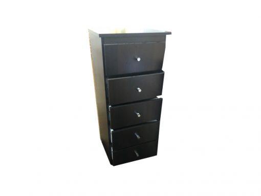 18′ 5 drawer