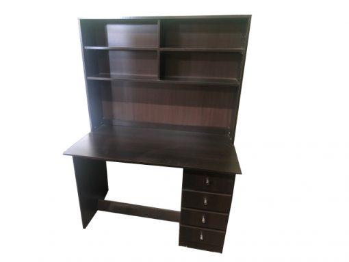 4×2 Plain top desk and hutch