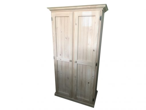 3ft All Hanging wardrobe raw