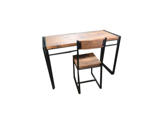 Ironstone Desk and Chair