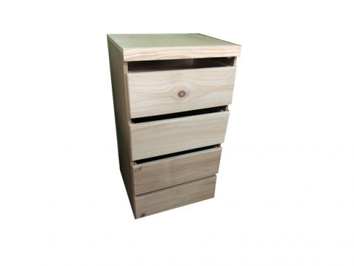 Farmers 4 drawer robe insert raw