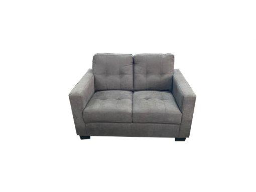 Bondi 2 Seater Couch Grey