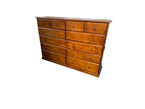Somerton 12 drawer chest