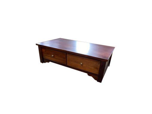 Pinnacle 2 drawer coffee table