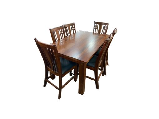 7 Piece Pinnacle Dining Suite