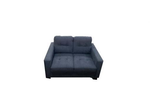 Bondi 2 Seater Couch Navy