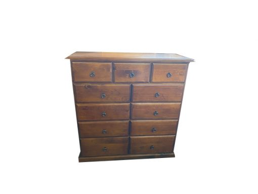 Somerton 48′ 11 drawer tallboy